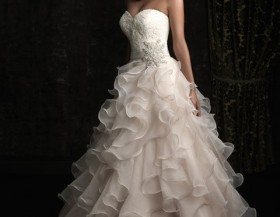 Considerations for Selecting your Ideal Wedding Dress